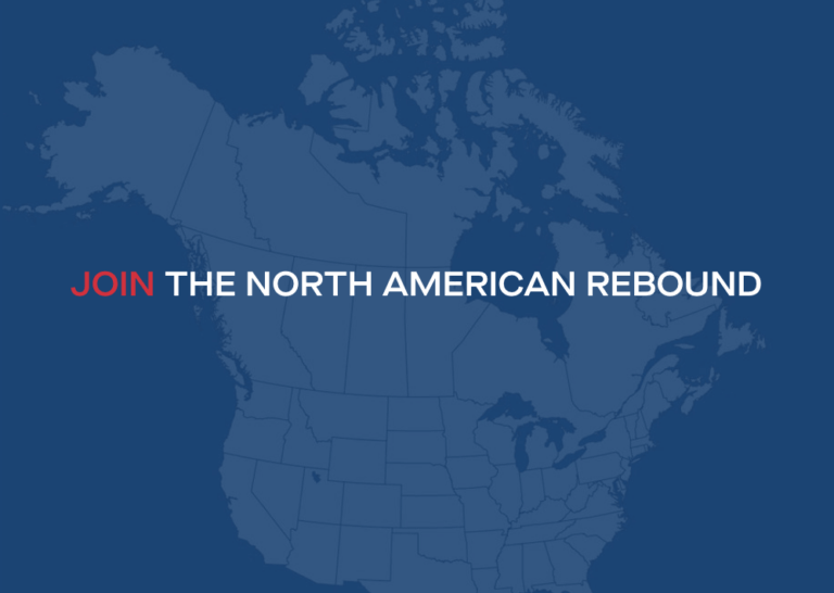 Join the North American Rebound Campaign
