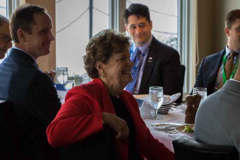 A Luncheon Discussion with Senator Jeanne Shaheen in Halifax