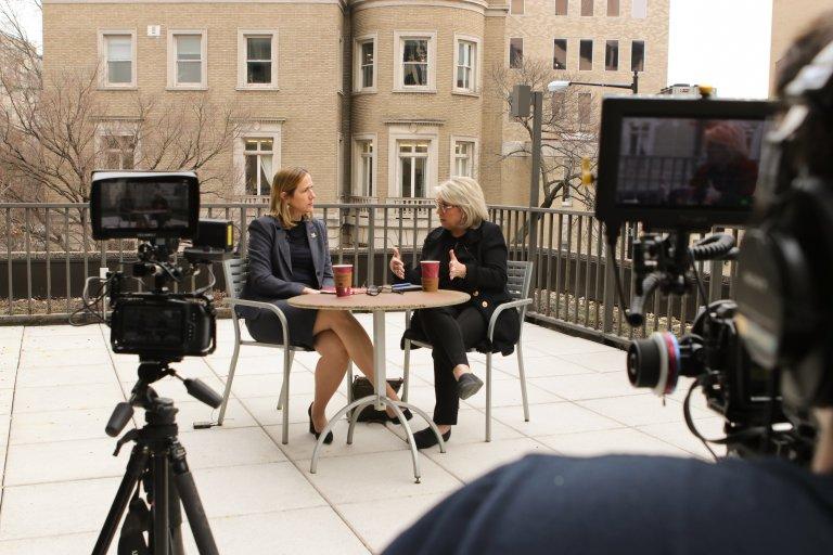 Roundtable with Ambassador Kirsten Hillman in Washington