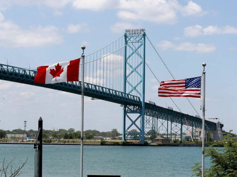 For the sake of both countries, the US and Canada need to keep their border open and reduce trade barriers during the pandemic