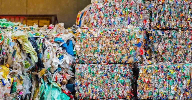 Creating markets for recycled content is key to solving plastic waste