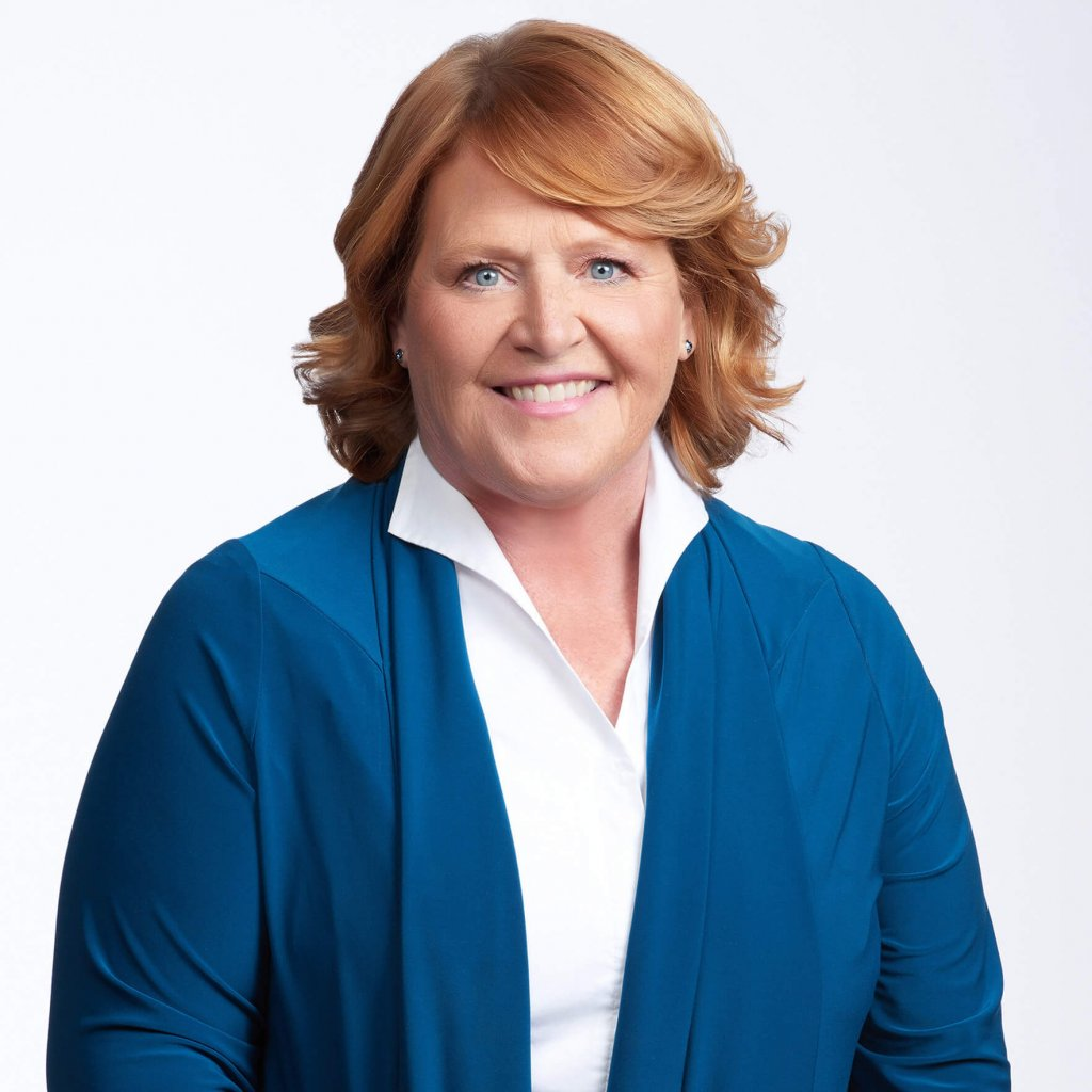 Senator Heidi Heitkamp (CNW Group/Canadian American Business Council)